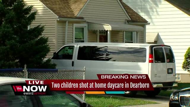 Toddler shoots two children with handgun in daycare centre