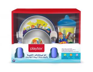 Playtex recalls 3.6M children's plates, bowls