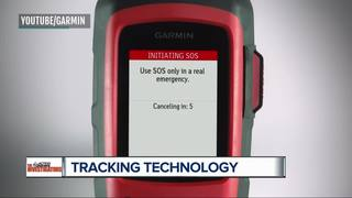 GPS units can connect families during disasters