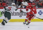 Red Wings beat Wild in opener at new arena
