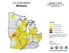 Several more chances to tackle a little drought