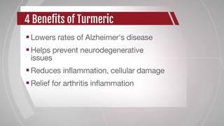 4 health benefits of turmeric tea