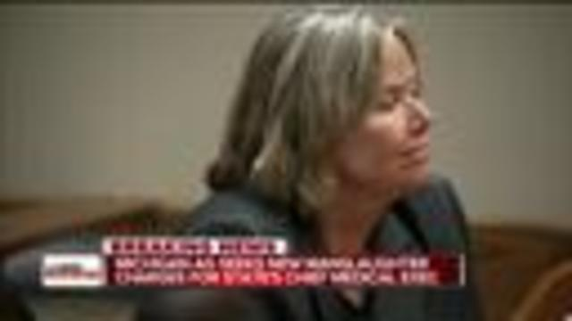 Charges upgraded against MI  chief medical executive Eden Wells