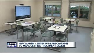New autism center opens to serve children