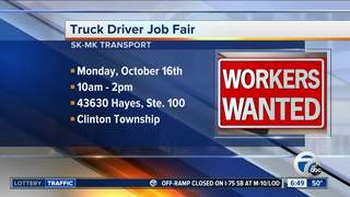 SK-MK Transport hiring truck drivers now