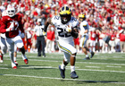 Higdon carrying a new load for No. 19 Michigan