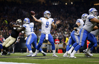 Lions 2nd half rally falls short against Saints