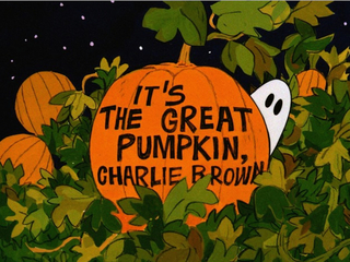 'It's The Great Pumpkin, Charlie Brown' on Thur.