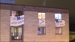 PSU fans cause controversy after Flint sign