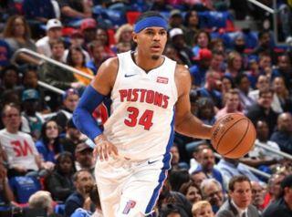 Pistons beat Hornets in LCA opener