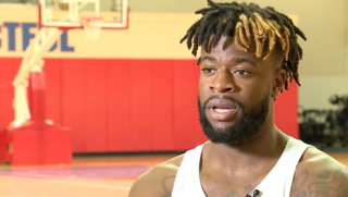 Pistons' Bullock on sister, being LGBTQ ally