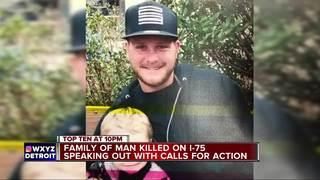 Teens in custody in highway rock throwing death