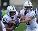 No. 2 Penn St. faces No. 19 U-M with high stakes