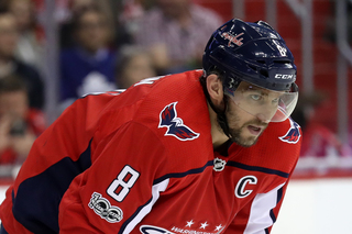 Ovechkin wins it for Caps in OT over Red Wings