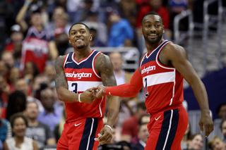 Wall, Porter help Wizards earn win over Pistons