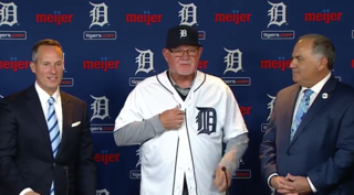 Tigers name Ron Gardenhire as next manager