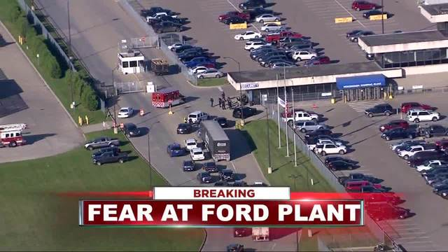 Employee fatally shot himself at Ford Stamping Plant near Detroit