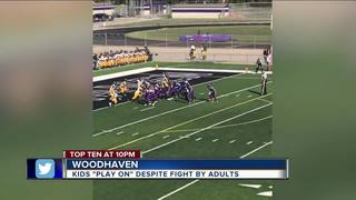 Youth football team can finish out season
