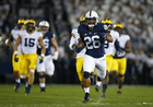 Barkley, McSorley score 3 TD each in PSU rout
