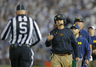U-M failing to meet expectations under Harbaugh
