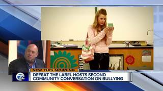2nd Annual Conversation on Bullying
