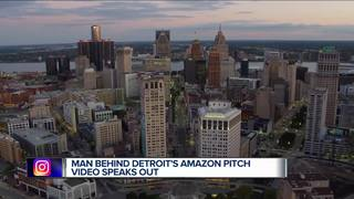 Behind the scenes of Detroit's Amazon pitch