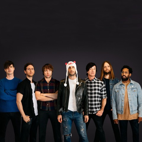 Maroon 5 is coming to Nashville in 2018