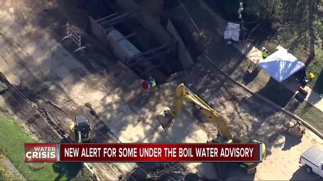 Boil water advisory partially lifted in Farmington Hills