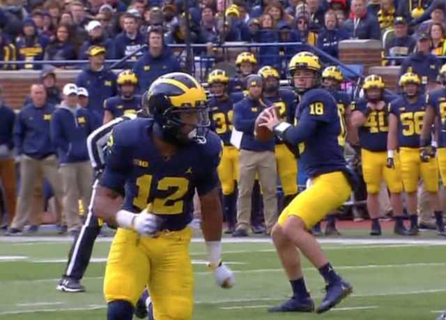 Michigan Likely To Start QB Peters Against Minnesota