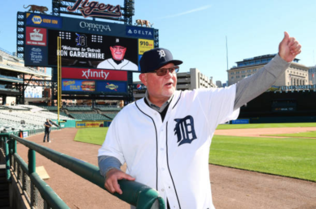 Ron Gardenhire's staff in Detroit has three former Twins coaches