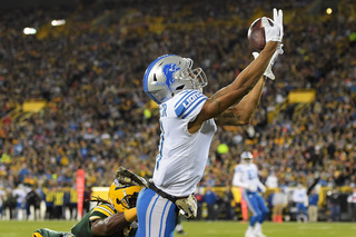 WATCH: Marvin Jones's