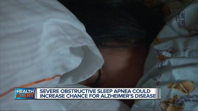 This sleep disorder can lead to Alzheimer's disease