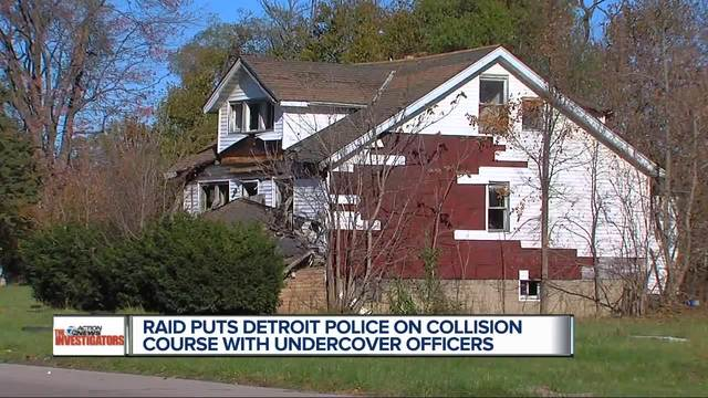 Operation Gone Wrong: Detroit Police Officers Brawl During Undercover Drug Bust