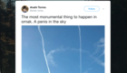 US Navy: Pilot made obscene skydrawing in Wash.