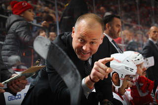 Red Wings bringing back Blashill for 4th year