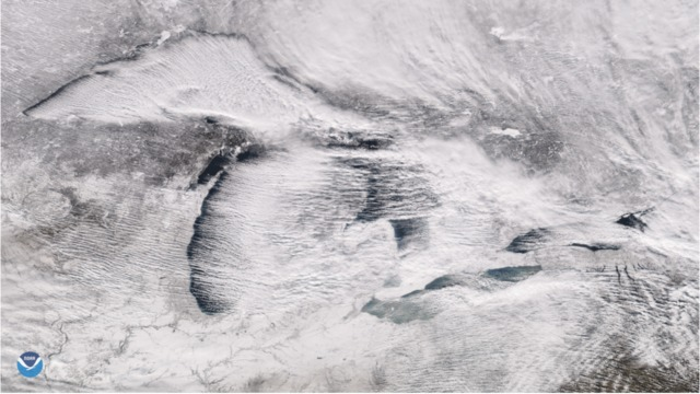 Lake effect snow continues: How much longer?
