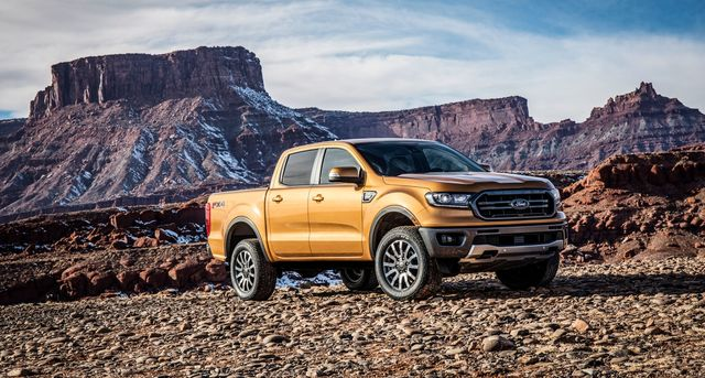 Ford Ranger: Coming (Back) to America