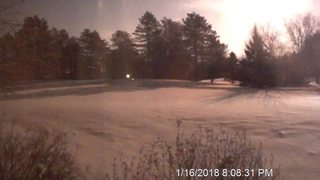 VIDEOS: Meteor in the sky over Michigan