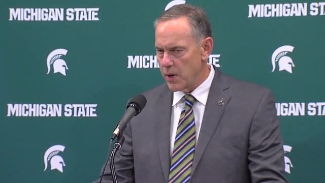 Michigan State's Tom Izzo and Mark Dantonio feeling the heat