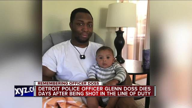 Detroit Officer Dies days After Being Shot in The Head, Suspect Arrested