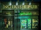 'No Irish Pub' won't serve Irish people