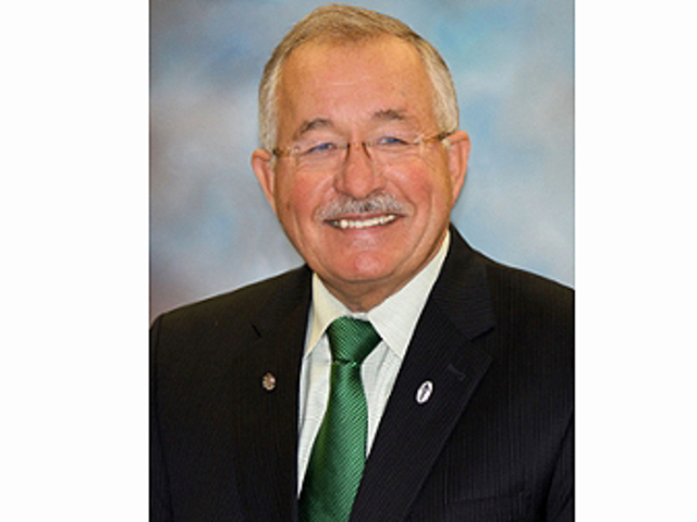 Michigan State dean charged with harassing students