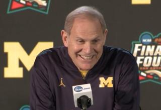 John Beilein says he's staying at Michigan