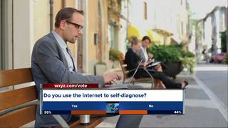 Should you diagnose yourself online?