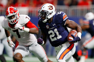 Lions draft RB Kerryon Johnson in second round