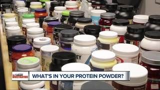 What's really in your protein powder?