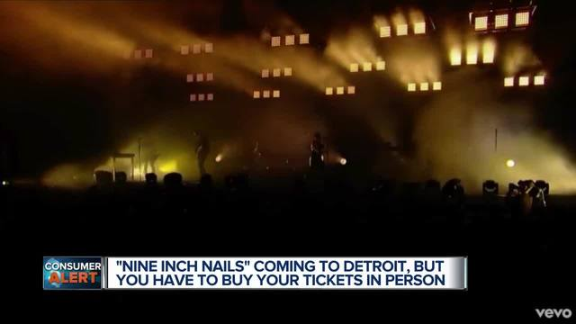 Nine Inch Nails announce North American tour, new album