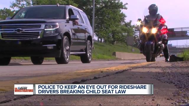 Uber And Lyft Drivers Willing To Drive Children Without Car Seats Investigation Shows