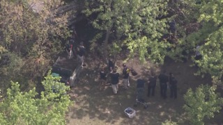 DPD look for buried body on Detroit's east side
