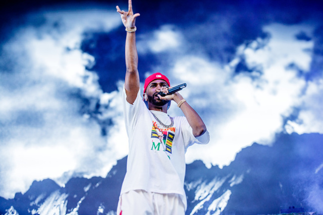Big Sean to perform at Ford celebration